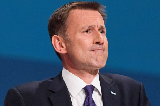 I have a simple question Mr Hunt- what is therush?