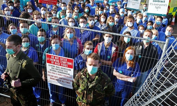 Labour, left, right or other, could learn something from the junior doctors